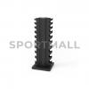 livepro dumbbell rack lp8860