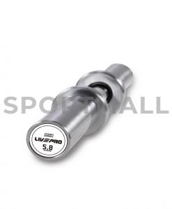 livepro loadable dumbbell lp8084-1