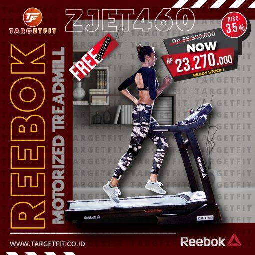 treadmill zjet 460 v2