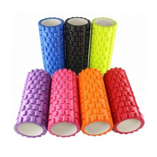 Free-shipping-33CM-Eva-foam-roller-floating-home-gym-fitness-yoga-roller-massage-bodybuilding-back-leg