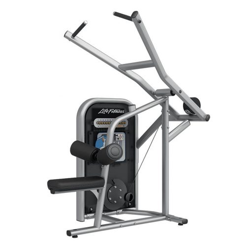 life fitness lat pull down