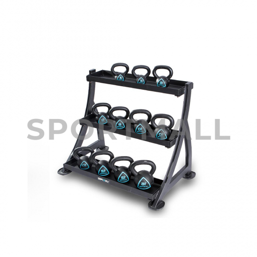 Livepro 3 Tier Kettlebell Rack LP8805